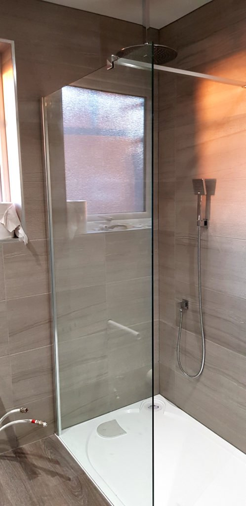 Bathroom Upgrade & Shower Installation 14