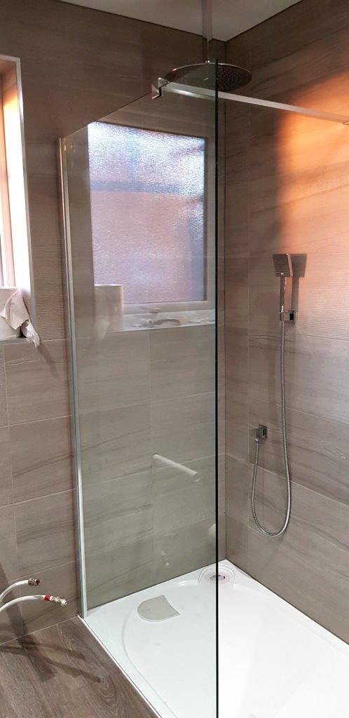 Bathroom Upgrade & Shower Installation 14