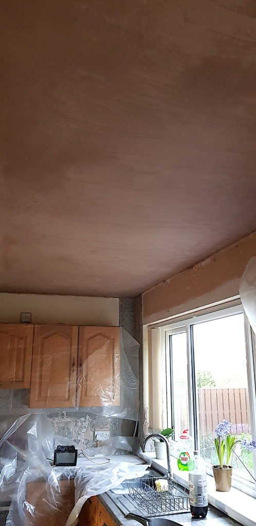 Kitchen Ceiling Renovations 6