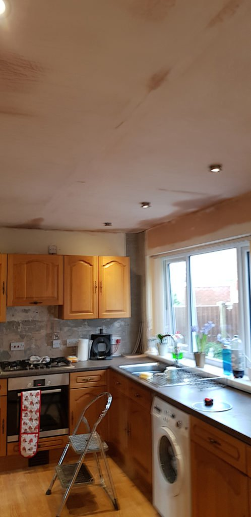 Kitchen Ceiling Renovations 10